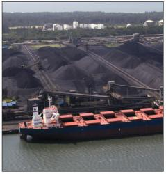 Richards Bay Coal Port