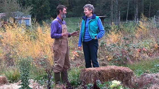 Janaia Donaldson interviews Brian Kerkvliet at Inspiration Farm
