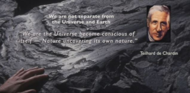 teilhard-we-are-not-separate-from-the-universe-and-earth